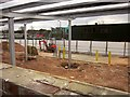 SX8860 : Paignton bus station under redevelopment by Derek Harper