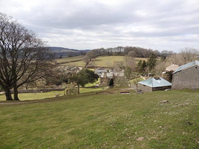 Halton Park and Hawkshead Farm