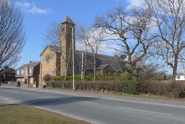 Christ Church on Finney Lane