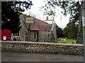 SU8084 : Church of St peter and Paul Medmenham by Bikeboy