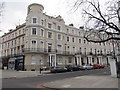 TQ2379 : The Royal Crescent, Holland Park by Richard Rogerson