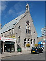 NJ9306 : Former St-George's-in-the-West Church, John Street, Aberdeen by Bill Harrison