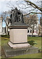 NJ9306 : Prince Albert Statue, Union Terrace, Aberdeen by Bill Harrison