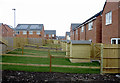 SO9197 : New housing in Blakenhall Gardens, Wolverhampton by Roger  Kidd