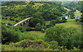 SK1871 : Monsal Head Viaduct by Trevor Littlewood