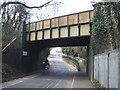 SJ8901 : Between the bridges on Aldersley Road by John M