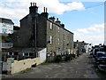 SE0238 : Turnshaw Road entering Oakworth by Chris Heaton