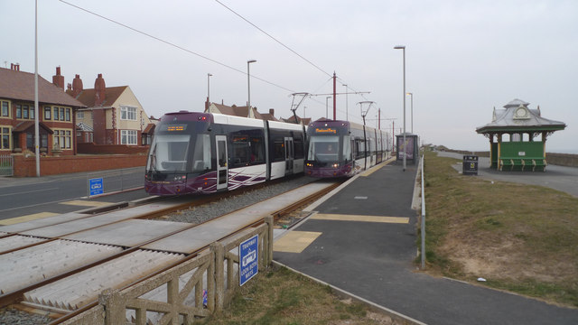 """Sandhurst Avenue"" tram-stop"