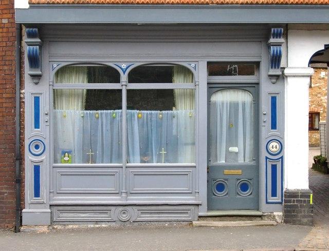 Old Shop Front Church Street Chesham 169 Stefan Czapski Cc