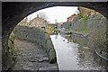 SJ9688 : Macclesfield Canal terminus by Peter Turner