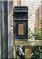 SP5600 : Letter box, Baldon Row by Graham Horn