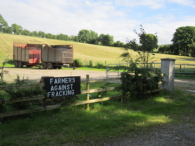 Farmers against Fracking