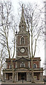 TQ3183 : St Mary, Upper Street, Islington by John Salmon