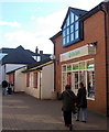 SU0682 : Oxfam charity shop,  Royal Wootton Bassett by John Grayson