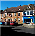 SU0682 : The Angel Hotel, Royal Wootton Bassett by John Grayson