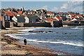 NT6878 : The beach at Dunbar : Week 15