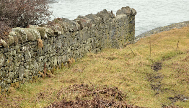 Wall, Crawfordsburn/Helen's Bay (1)
