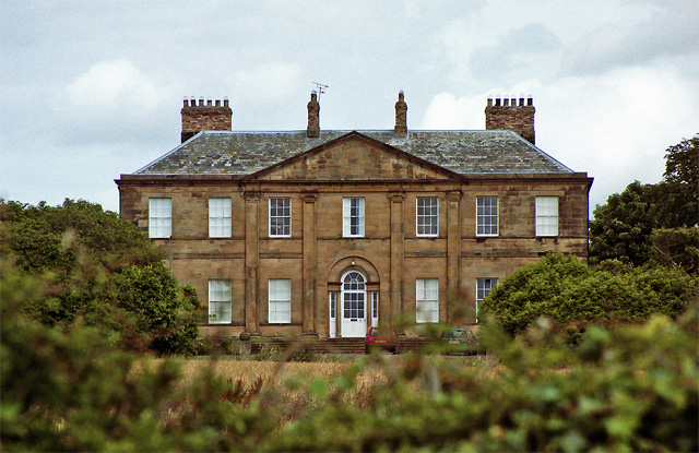 Acton House, near Felton