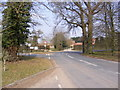 TG0704 : B1135 Wymondham Road by Adrian Cable