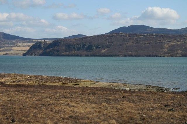 Allt Loch Fhionnaich