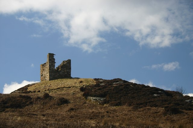Castle Bharraich