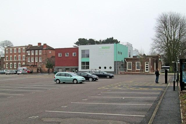 Sutton Car Park Postcode
