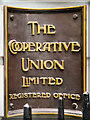 SJ8498 : The Co-Operative Union Limited, Holyoake House by David Dixon