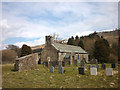 NY7801 : St Mary's Church in Outhgill, Mallerstang by Karl and Ali