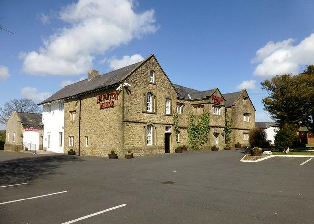 Restaurant at Haighton Manor Country House Hotel   Haighton Green Lane, Haighton PR2 5SQ   +44 1772 663170