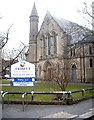 NZ2467 : Trinity Church, Gosforth by Stanley Howe