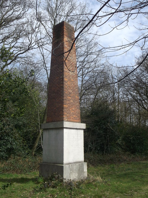 Hartley Memorial Obelisk, Putney Heath