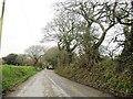 SW8041 : Chyreen Lane by Alex McGregor