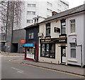 SU1484 : John Samuel, Swindon by Jaggery
