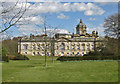 SE7170 : Castle Howard, west elevation by Pauline Eccles