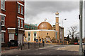 TQ3189 : Mosque, Wightman Road by John Salmon