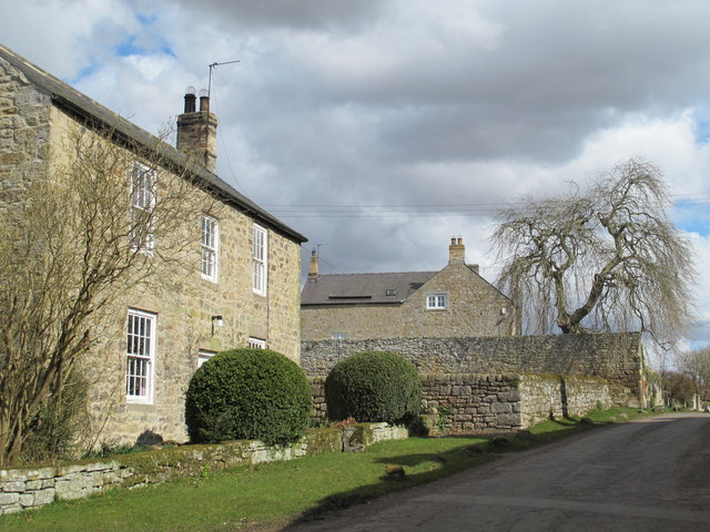 Aydon, Northumberland