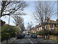 TQ2079 : Brouncker Road, South Acton by David Anstiss