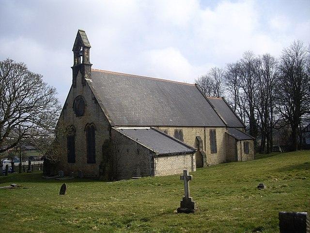 Church of St Mark, Eldon