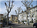 TQ2379 : Agate Road, Hammersmith by David Anstiss