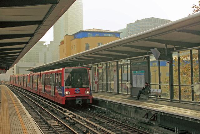 Westferry Station