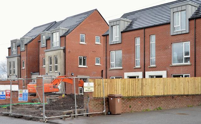 New social housing, Sydenham, Belfast (3)