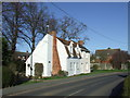 TL9311 : Cottages on Tollesbury Road, Tolleshunt D'Arcy by Malc McDonald