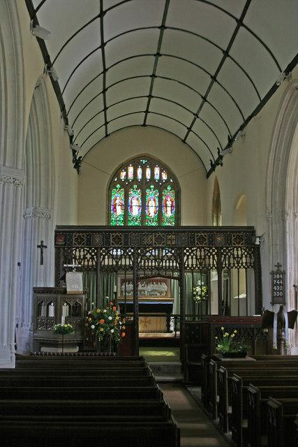 St. Mary's Church, Burlescombe © Nick Chipchase ...