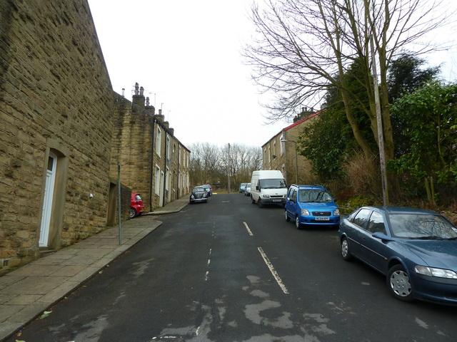 Short Street, Colne