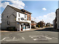 SJ5187 : Farnworth Street, The Village Shop by David Dixon