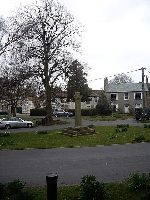 Village Cross, Gainford