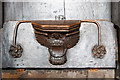 SJ7907 : St Bartholomew's church, Tong - misericord (1) by Mike Searle