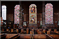 SJ5441 : St Alkmund's church, Whitchurch - interior (2) by Mike Searle