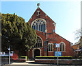 TQ2470 : St Andrew, Herbert Road by John Salmon
