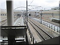 TQ3884 : Stratford International railway station, Greater London by Nigel Thompson